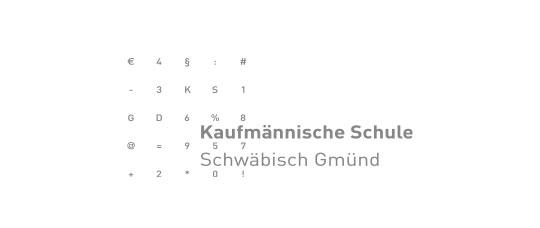 Kaufmännische Schule Schwäbisch Gmünd