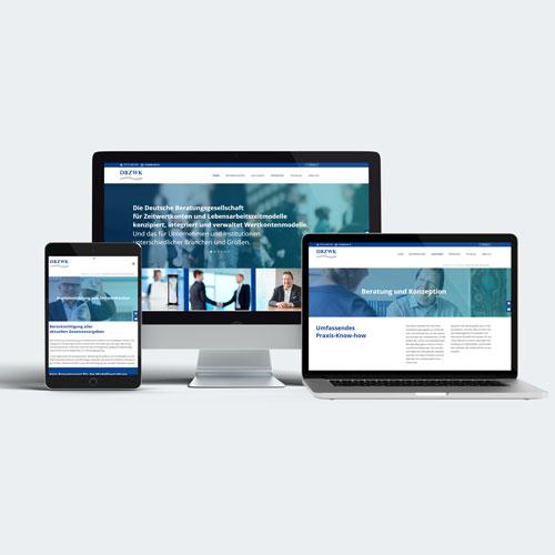 webdesign DBZWK