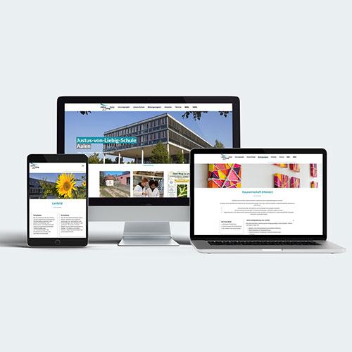 webdesign für die jvl