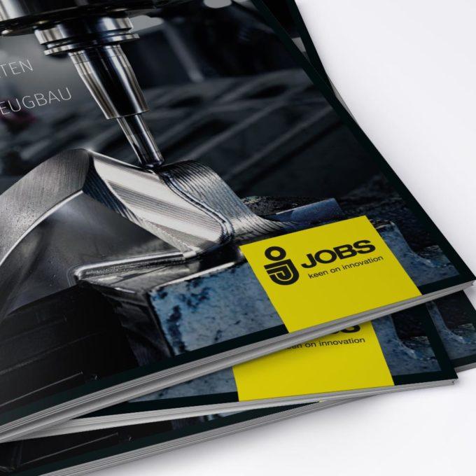 jobs – grosswerkzeugbau | broschüre