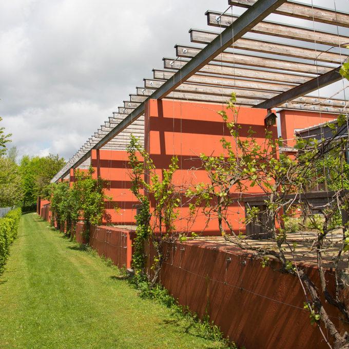 heideschule mutlangen | schulgebäude