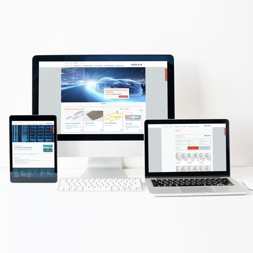 zoodesign webdesign für hala
