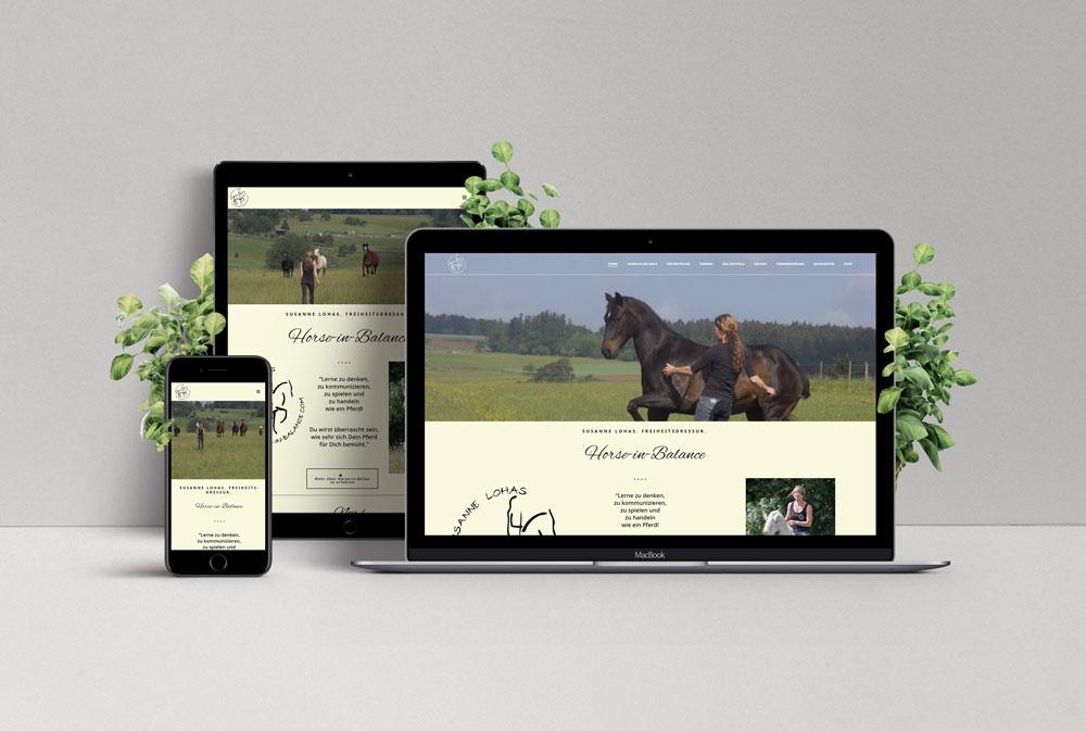 zoodesign webdesign für susanne lohas