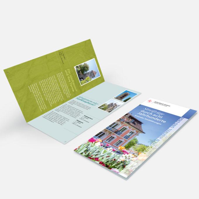 stadtführer folder von zoodesign